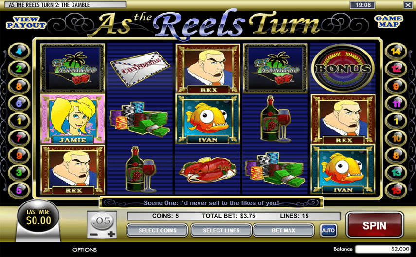 As The Reels Turn Ep 2 Ingame