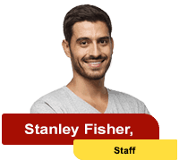 Stanley Fisher - Staff