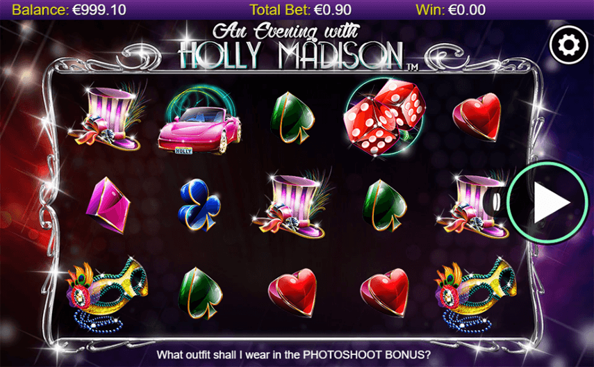 An Evening With Holly Madison Ingame