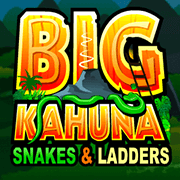 Logo Big Kahuna Snakes and Ladders