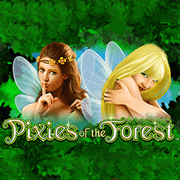 Logo Pixies of the Forest