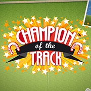 Logo Champion of the Track