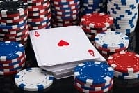 The first poker image