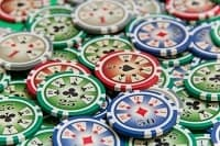 More gambling chips